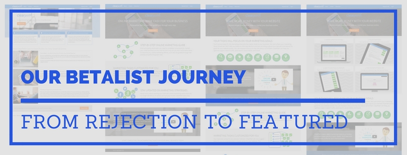 BetaList Journey