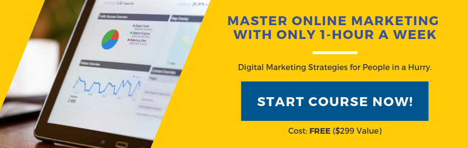 master online marketing course