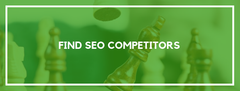 find SEO competitors