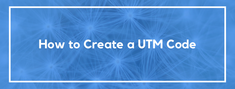 how to create a utm code