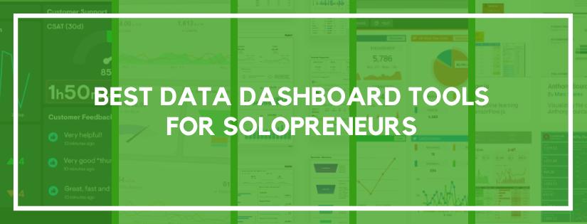data dashboard tools