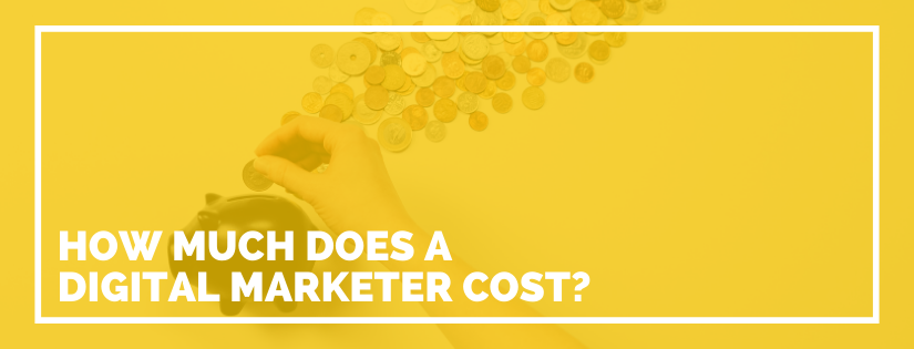 how much does a digital marketer cost