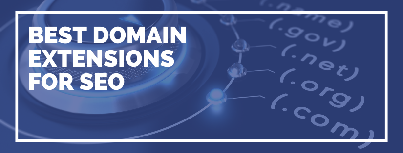 domain extensions for seo