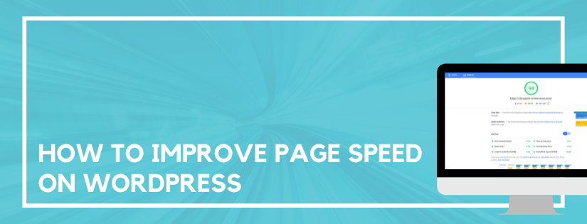 page speed for wordpress